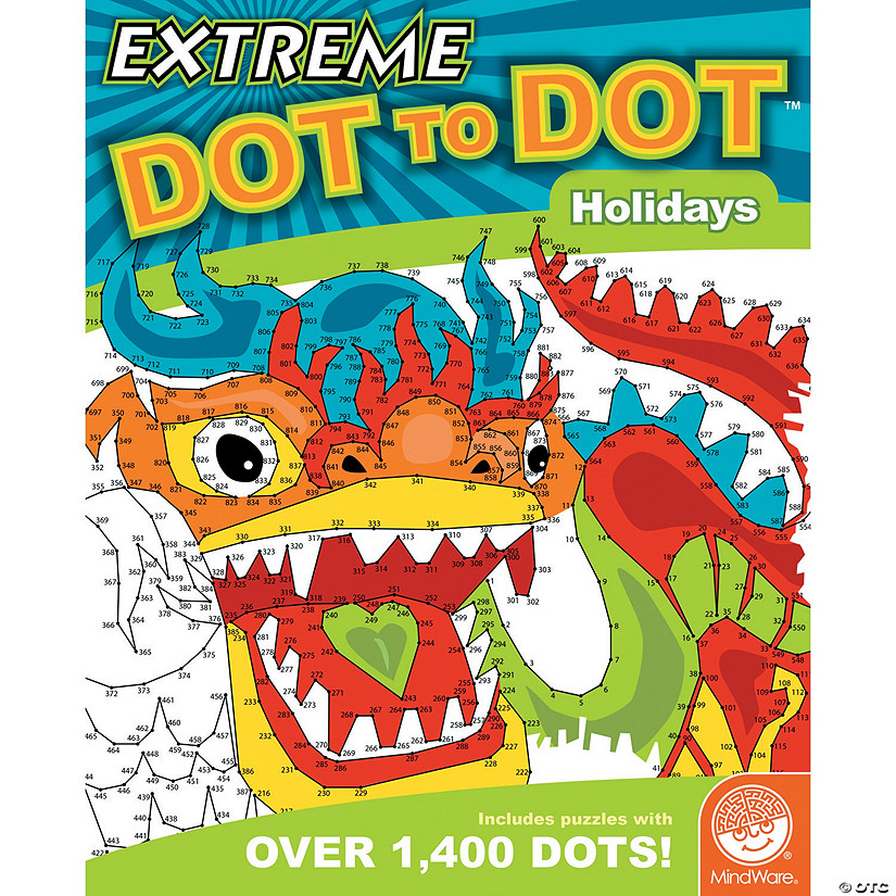 Extreme Dot to Dot: Holidays Image Thumbnail