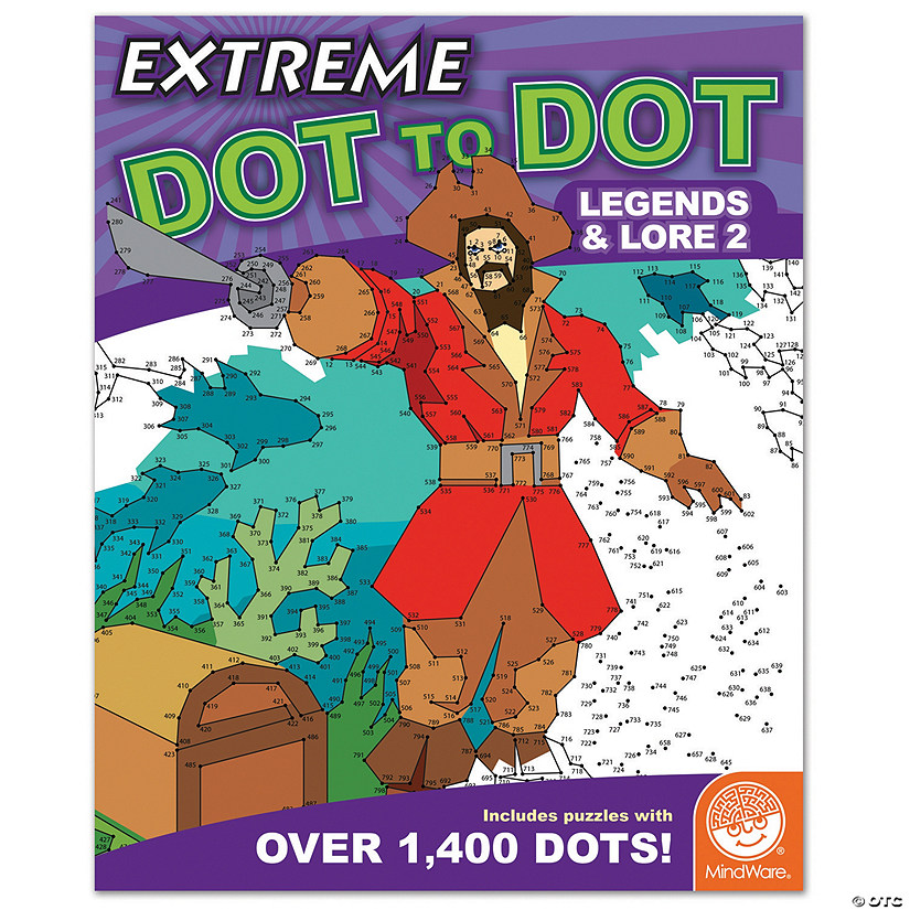 Extreme Dot to Dot: Legends & Lore 2 Image Thumbnail