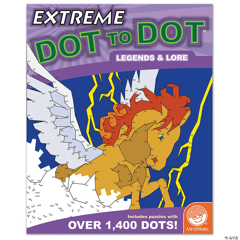 Extreme Dot to Dot: Legends & Lore