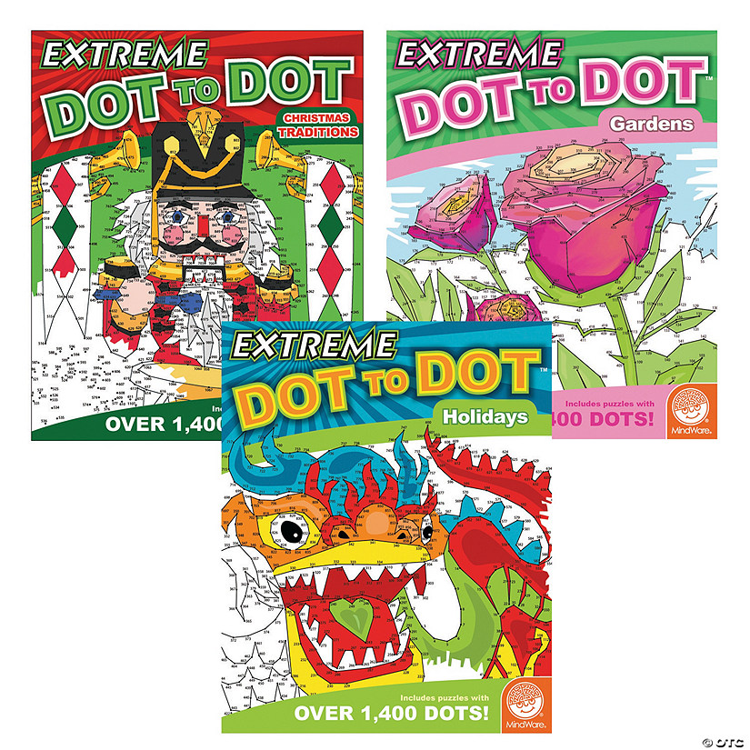 Extreme Dot to Dot: Magic Moments Set of 3 Audio Thumbnail