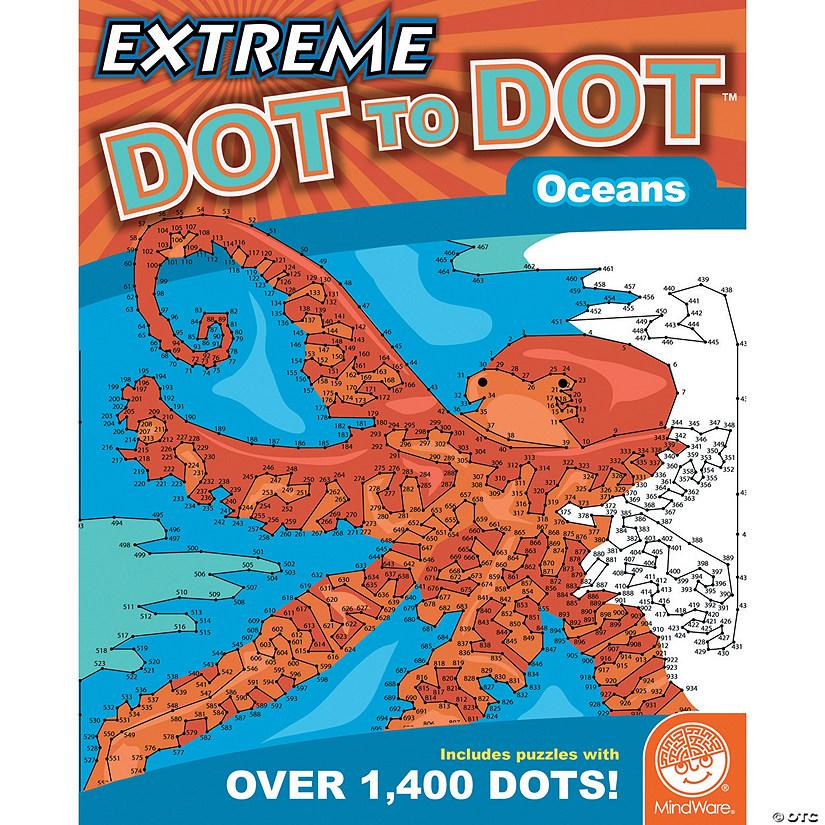 Extreme Dot to Dot: Oceans Audio Thumbnail