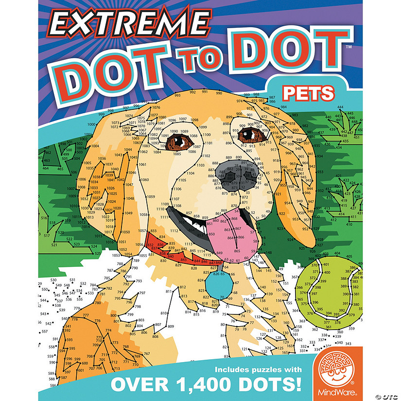 Extreme Dot to Dot: Pets Audio Thumbnail