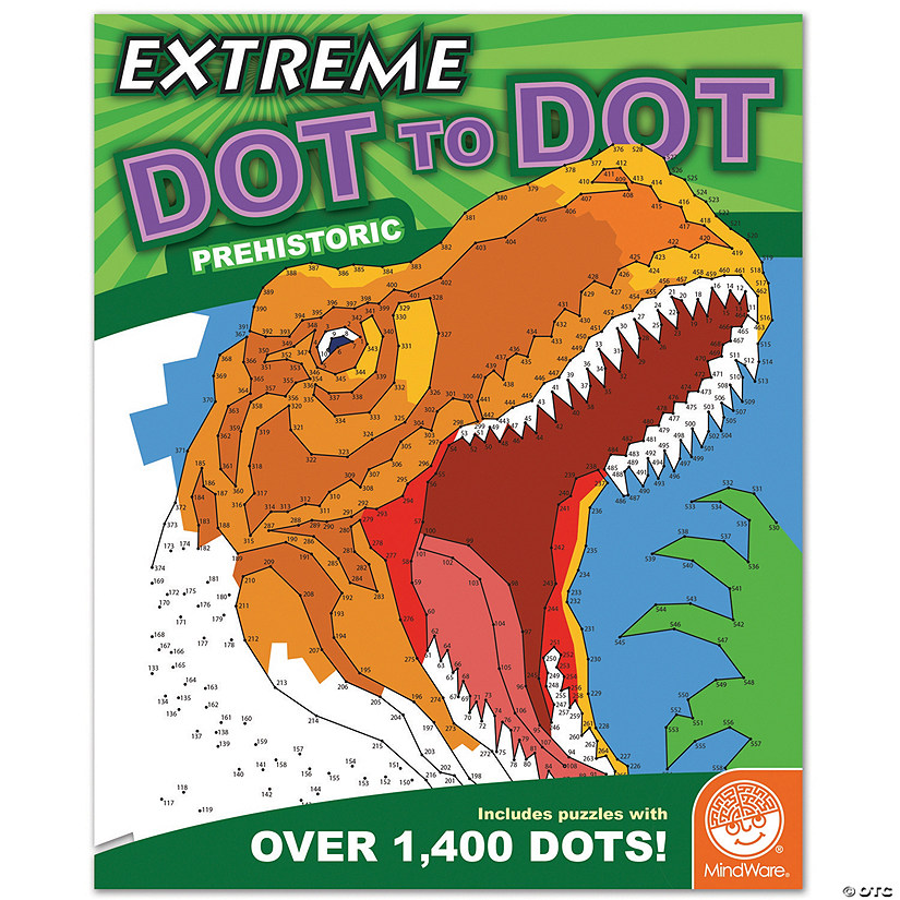 Extreme Dot to Dot: Prehistoric Audio Thumbnail