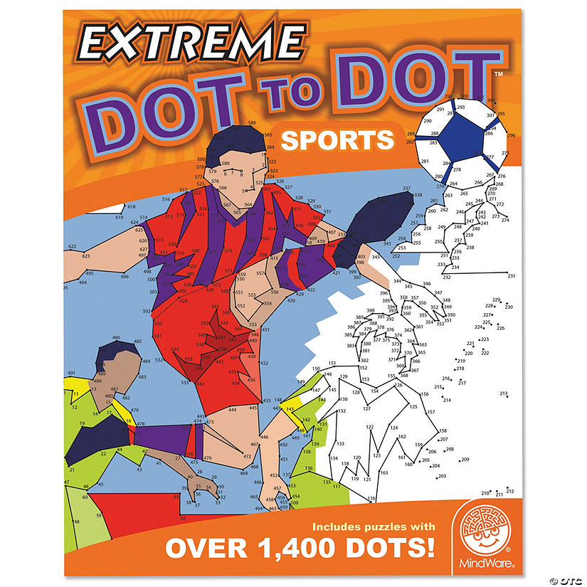 Extreme Dot to Dot: Sports Image Thumbnail