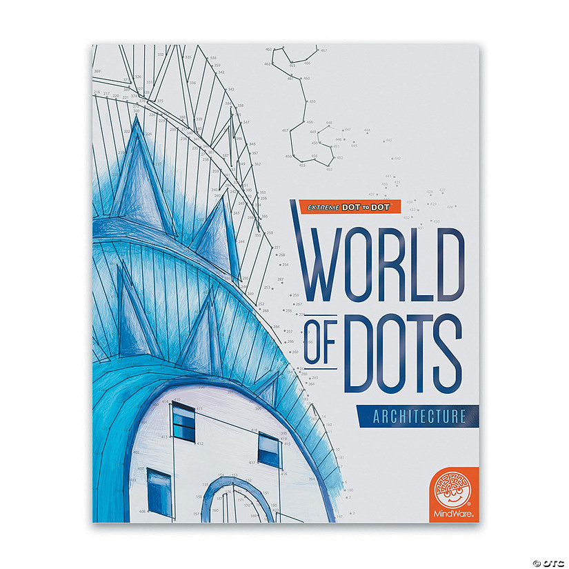 Extreme Dot to Dot World of Dots: Architecture Image Thumbnail