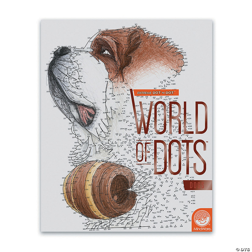 Extreme Dot to Dot World of Dots: Dogs Audio Thumbnail