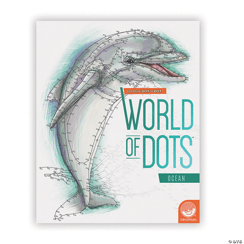 Extreme Dot to Dot World of Dots: Ocean Image Thumbnail