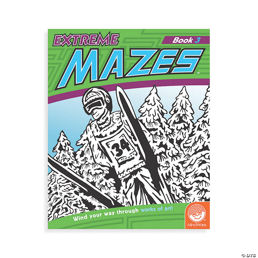 Extreme Mazes: Book 3 Audio Thumbnail