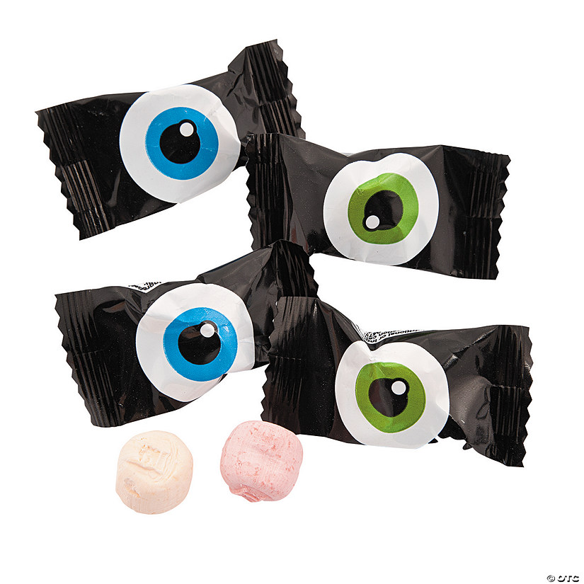 Eyeball Sweet Creams Candy Audio Thumbnail