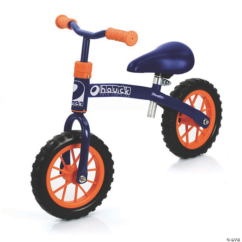 EZ-Rider Balance Bike: Blue/Orange Audio Thumbnail