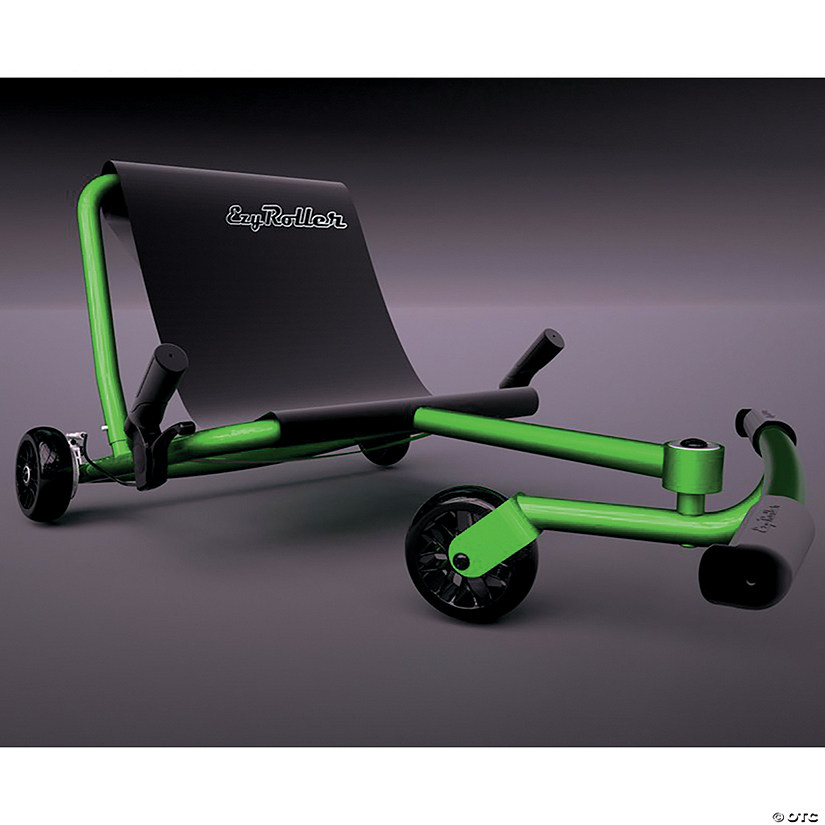 EzyRoller Pro with Lime Steel Frame Audio Thumbnail