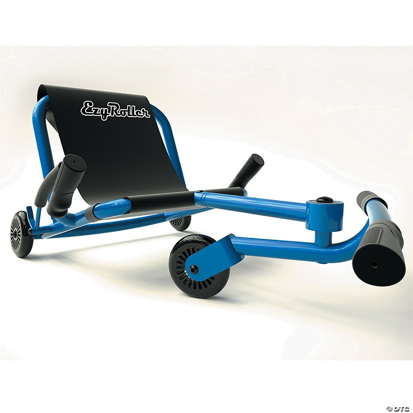 EzyRoller with Blue Steel Frame