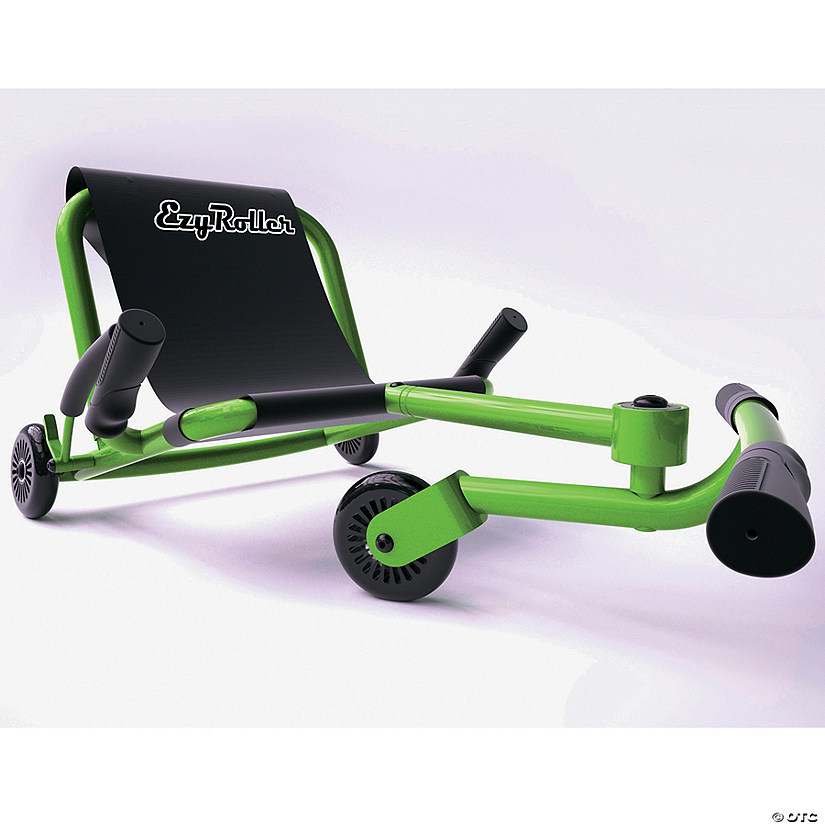 EzyRoller with Lime Steel Frame