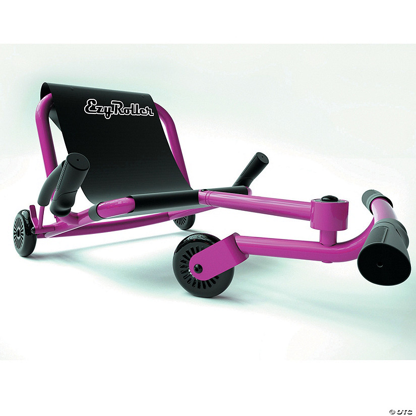 EzyRoller with Pink Steel Frame