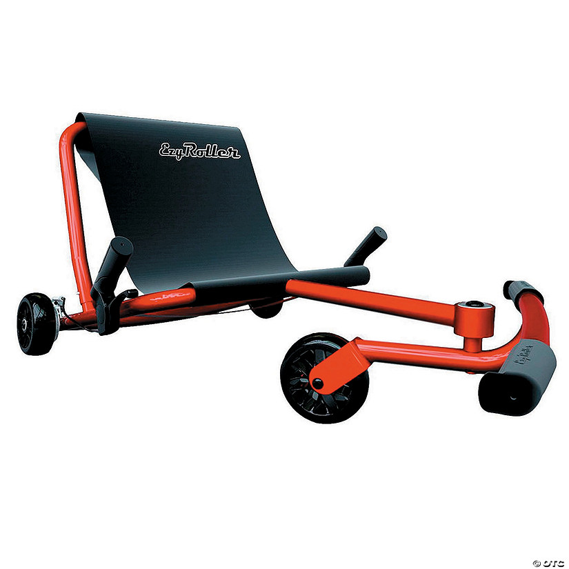 EzyRoller with Red Steel Frame Image Thumbnail