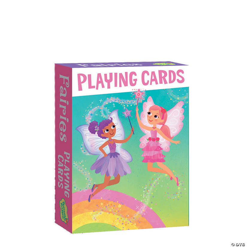Fairies Playing Card Pack Image Thumbnail