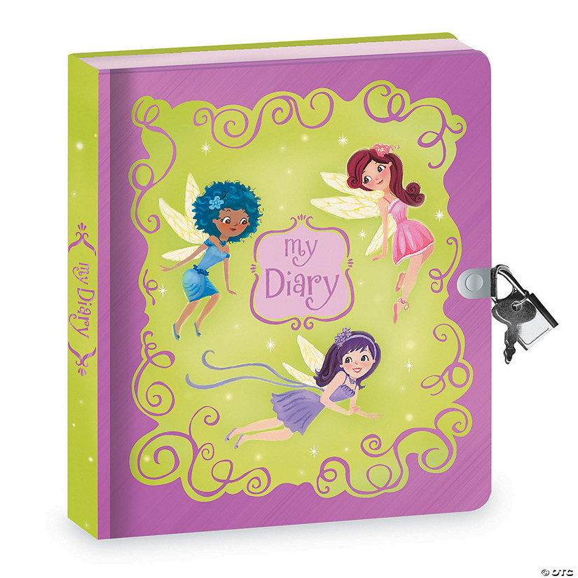 Fairy Foil Diary Audio Thumbnail