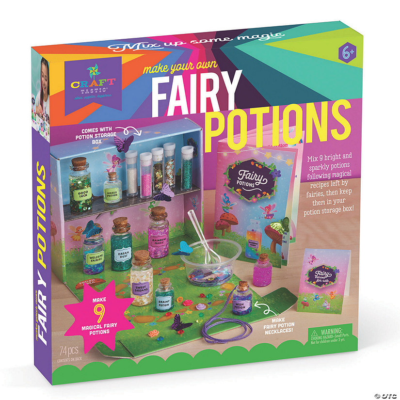 Fairy Potion Kit Audio Thumbnail