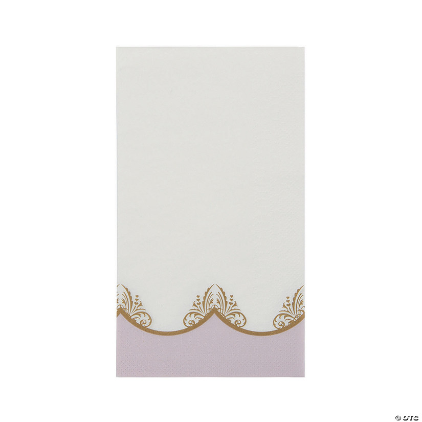 Fairy Tale Wedding Dinner Napkins Audio Thumbnail