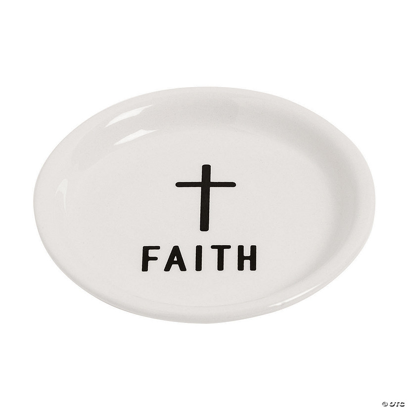 Faith Ceramic Ring Dish Audio Thumbnail