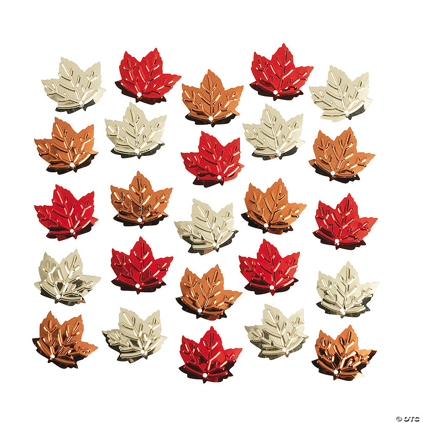 Fall Leaf Confetti Audio Thumbnail