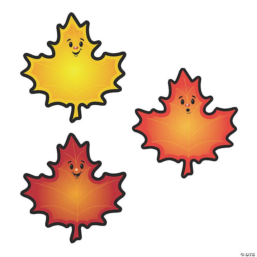 Fall Leaves Bulletin Board Cutouts Oriental Trading