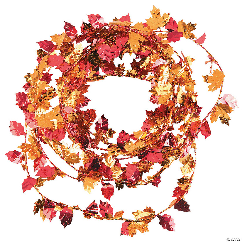 Fall Leaves Garland Audio Thumbnail