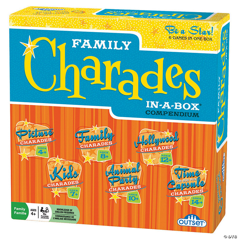 Family Charades-In-a-Box Audio Thumbnail