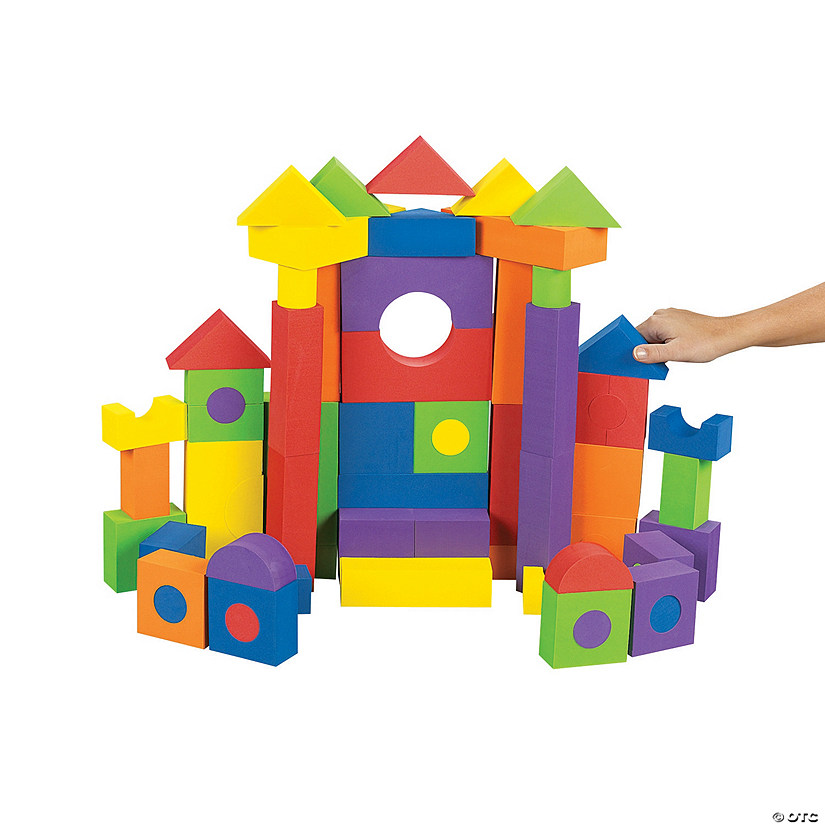 Fantastic Blocks Building Blocks Set