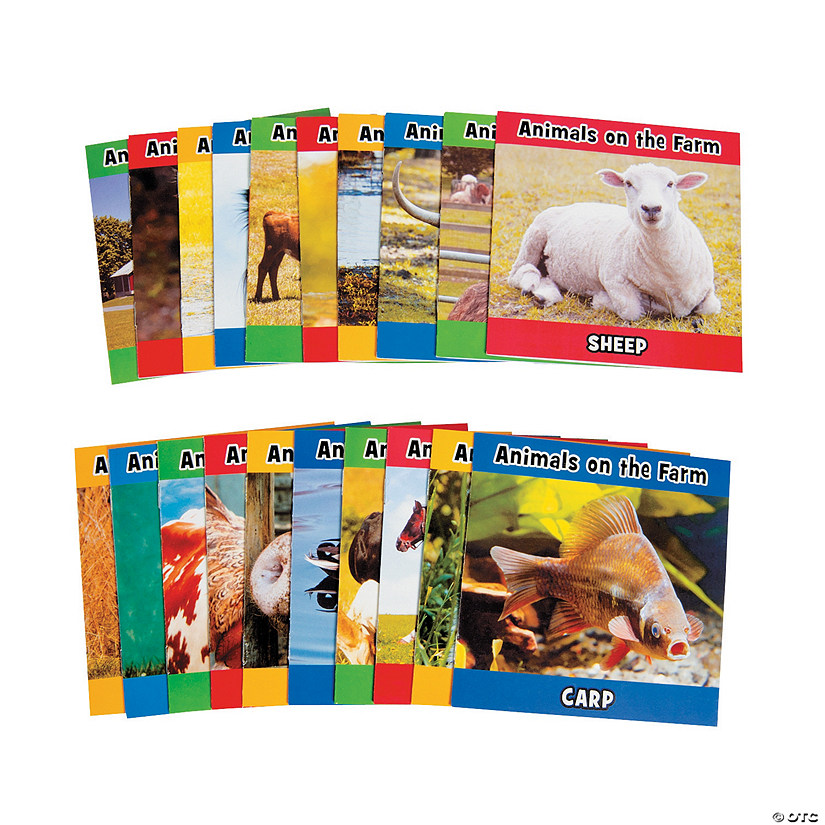 Farm Animal Readers Image Thumbnail