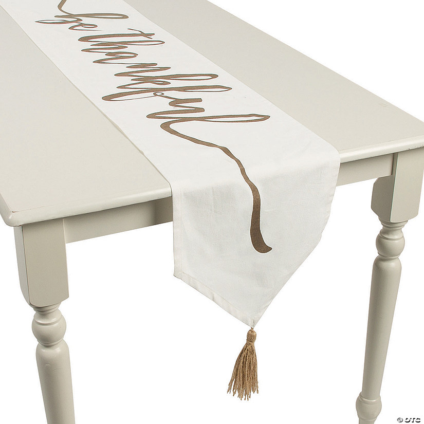 Farmhouse Fall Canvas Table Runner Audio Thumbnail