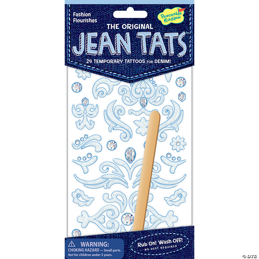 Fashion Flourishes Jean Tats Audio Thumbnail