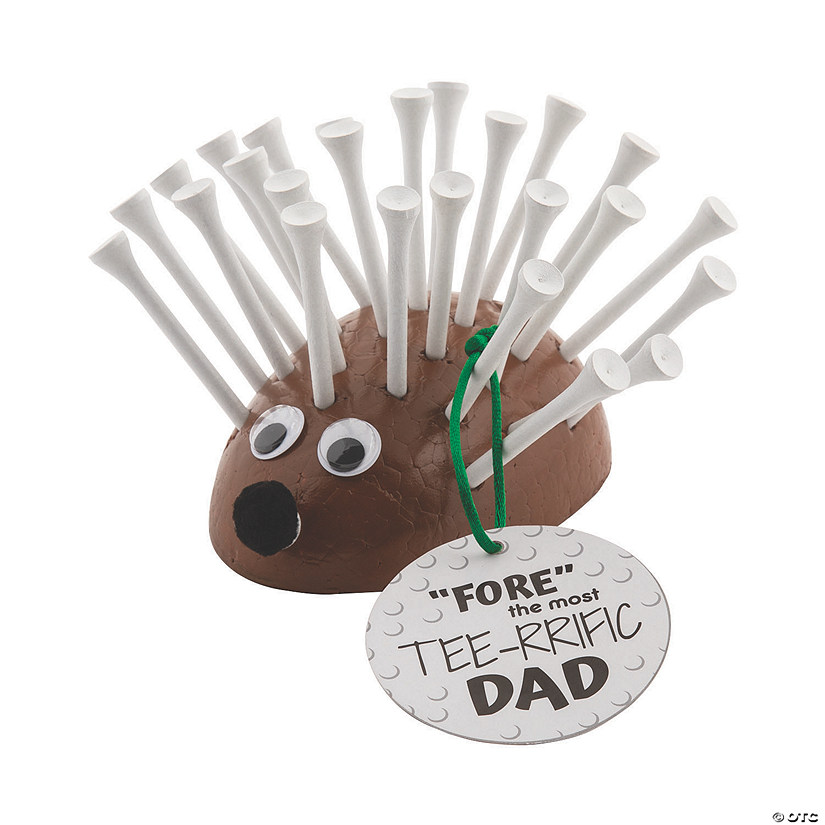 Father's Day Golf Tee Craft Kit
