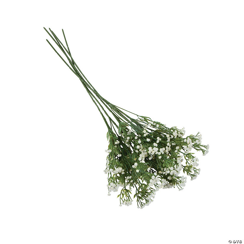Faux Baby's Breath Stems