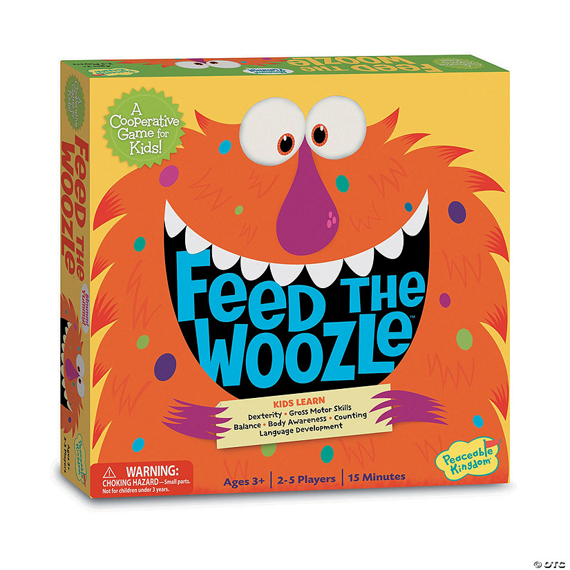 Feed The Woozle Cooperative Game Audio Thumbnail