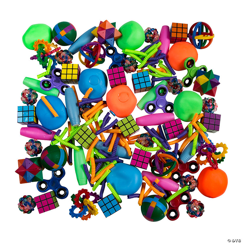 Fidget Toy Assortment Image Thumbnail