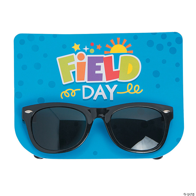 Field Day Sunglasses with Card