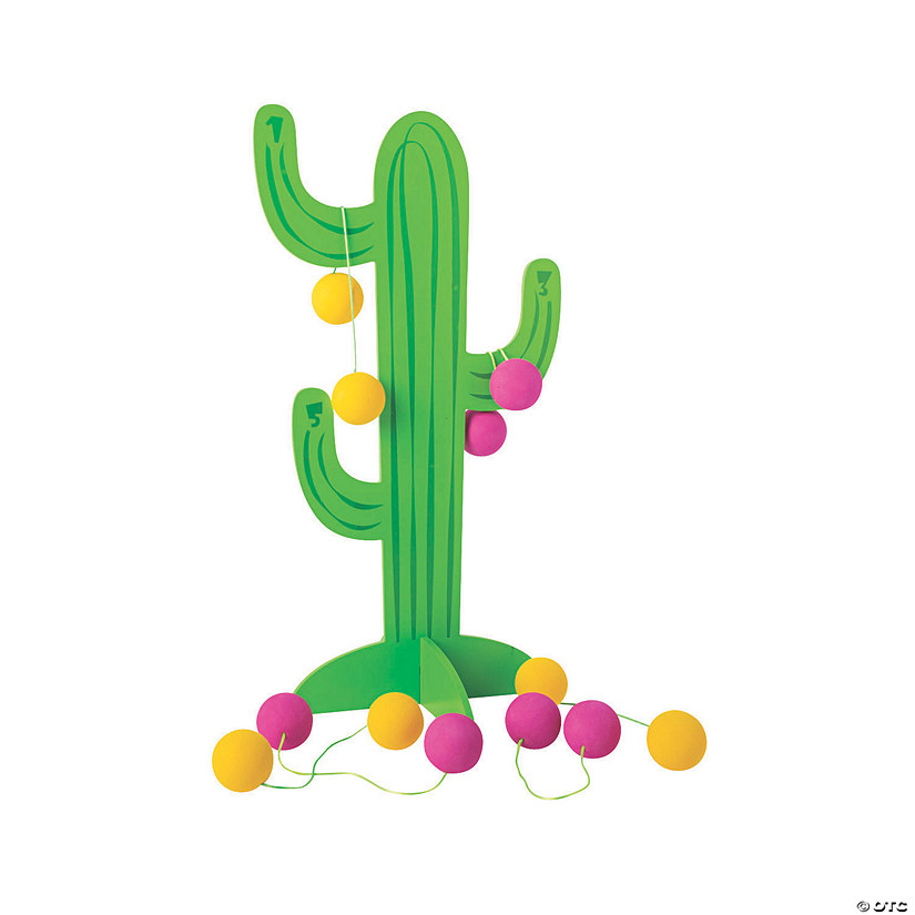 Fiesta Cactus Ladder Ball Game Image Thumbnail