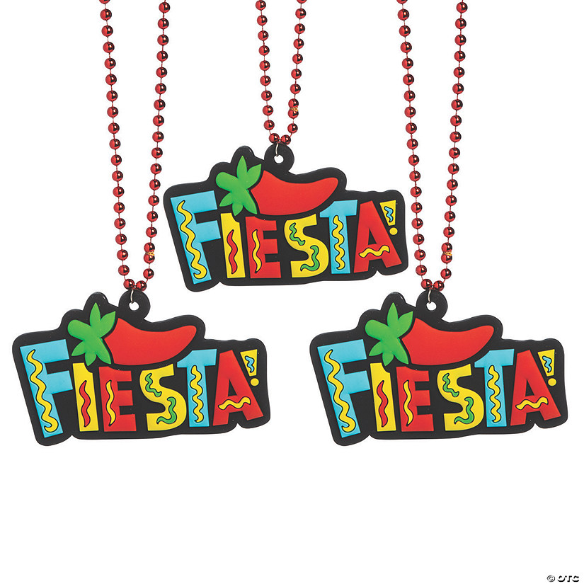 Fiesta Jumbo Charm Necklaces