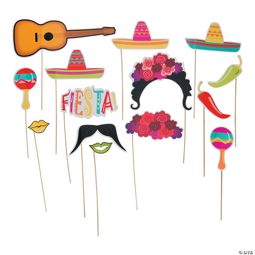 Fiesta Photo Stick Props Audio Thumbnail