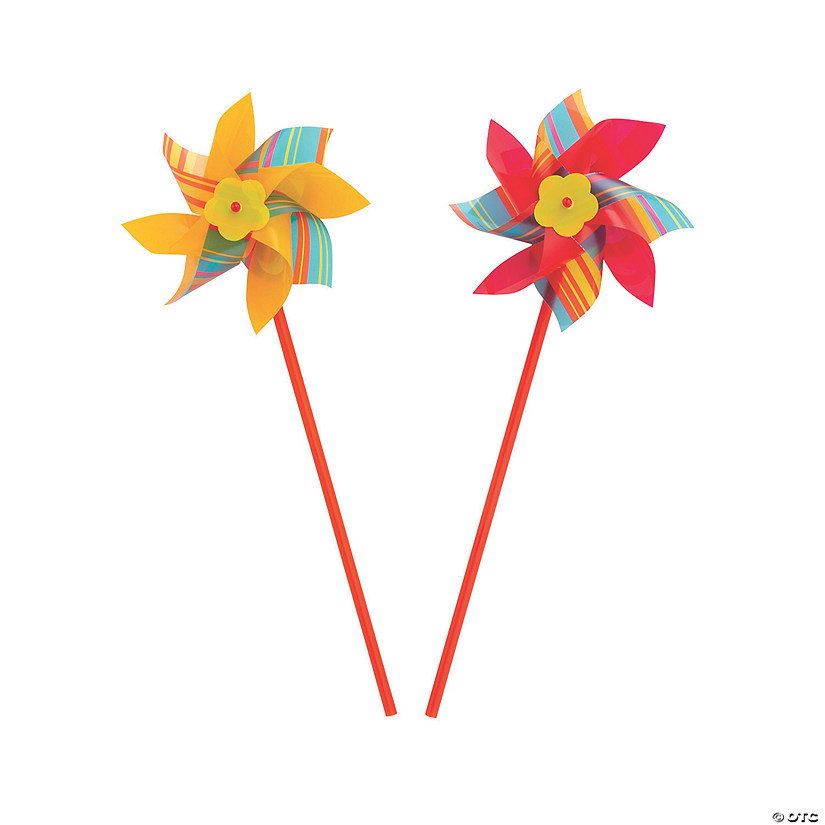 Fiesta Pinwheels - 12 Pc. Audio Thumbnail
