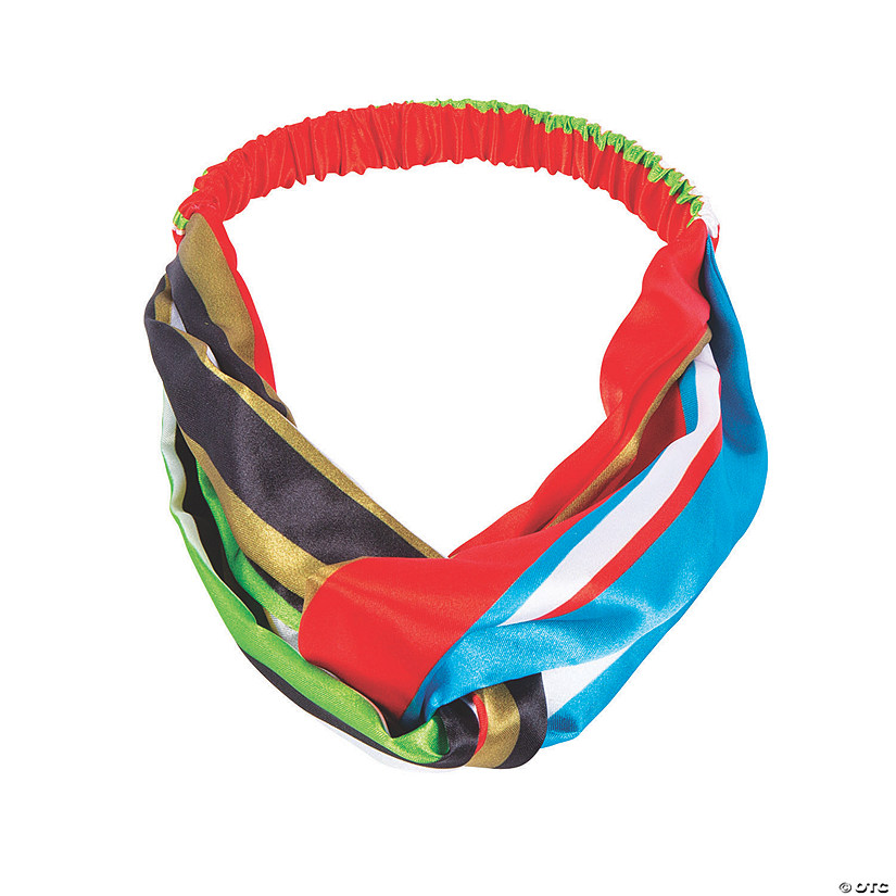 Fiesta Sarape Headbands