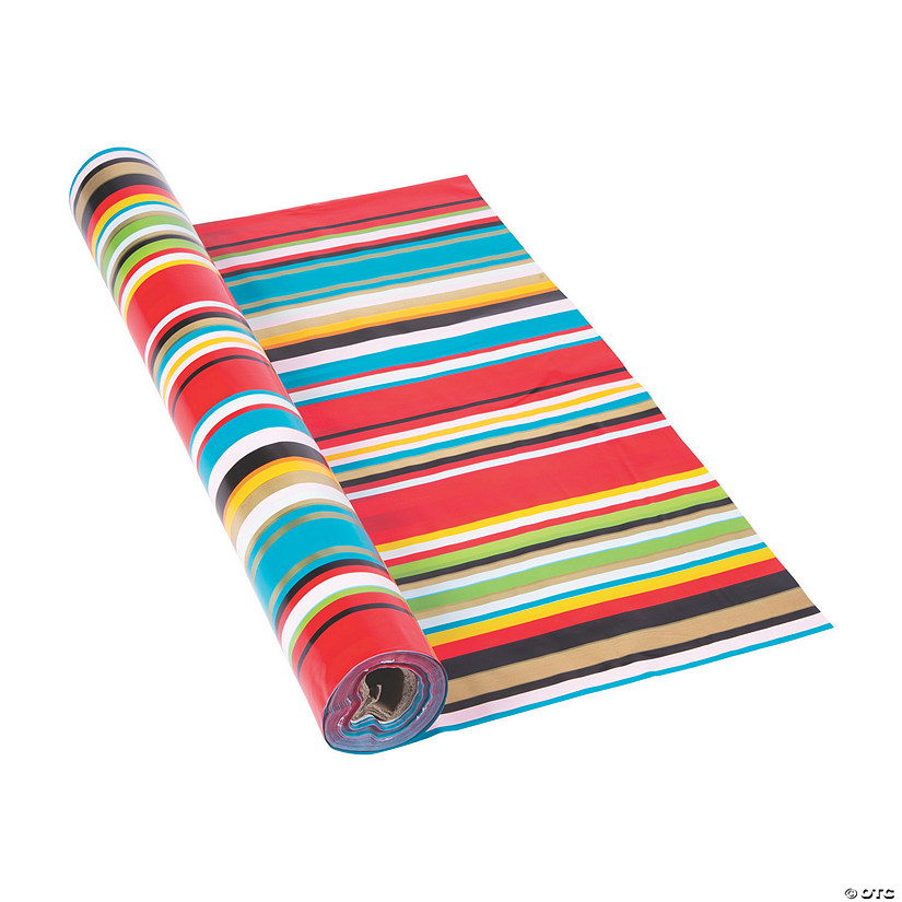 Fiesta Sarape Tablecloth Roll Image Thumbnail