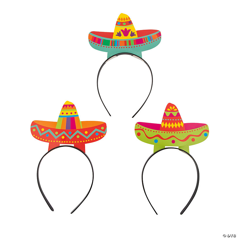 Fiesta Sombrero Head Boppers Audio Thumbnail