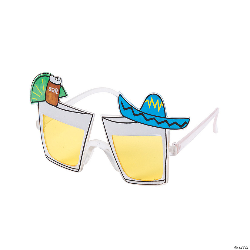 Fiesta Tequila Shot Novelty Glasses Image Thumbnail