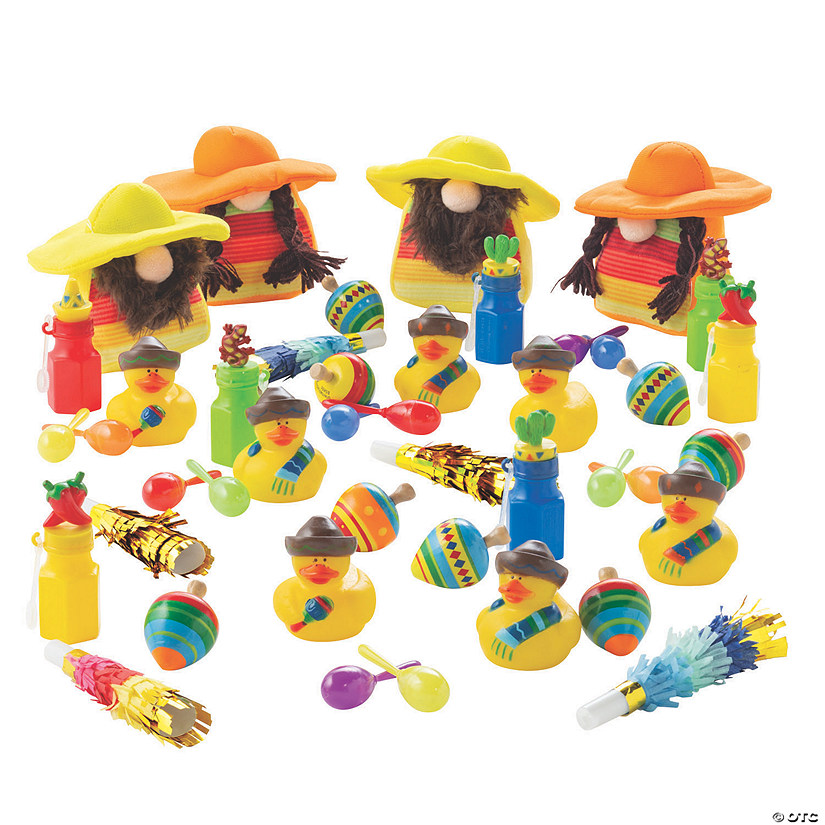 Fiesta Toy Assortment Image Thumbnail