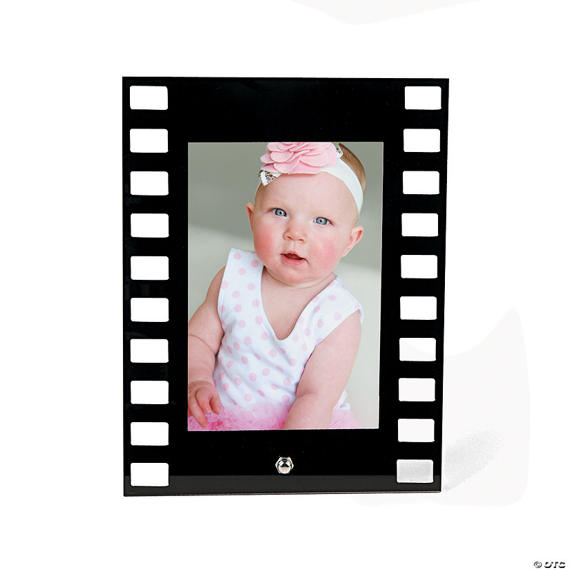 Film Strip Picture Frame Audio Thumbnail