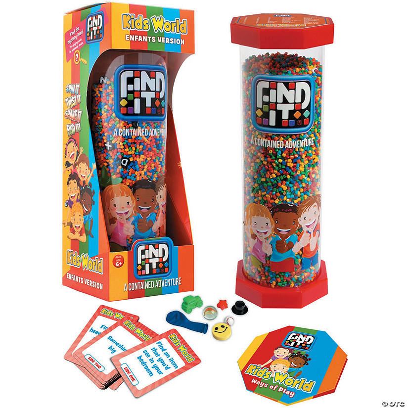 Find It Games - Kids