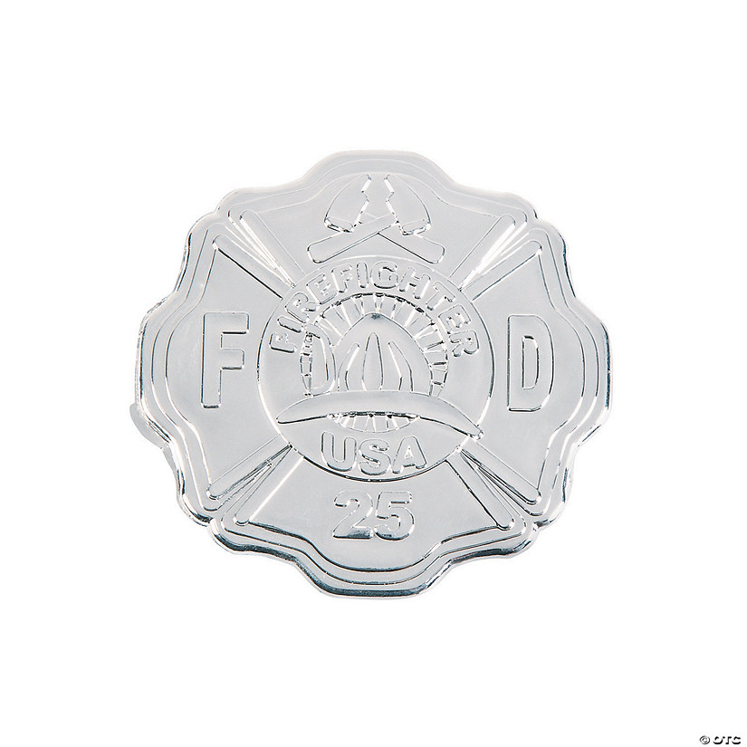 Firefighter Badges Audio Thumbnail