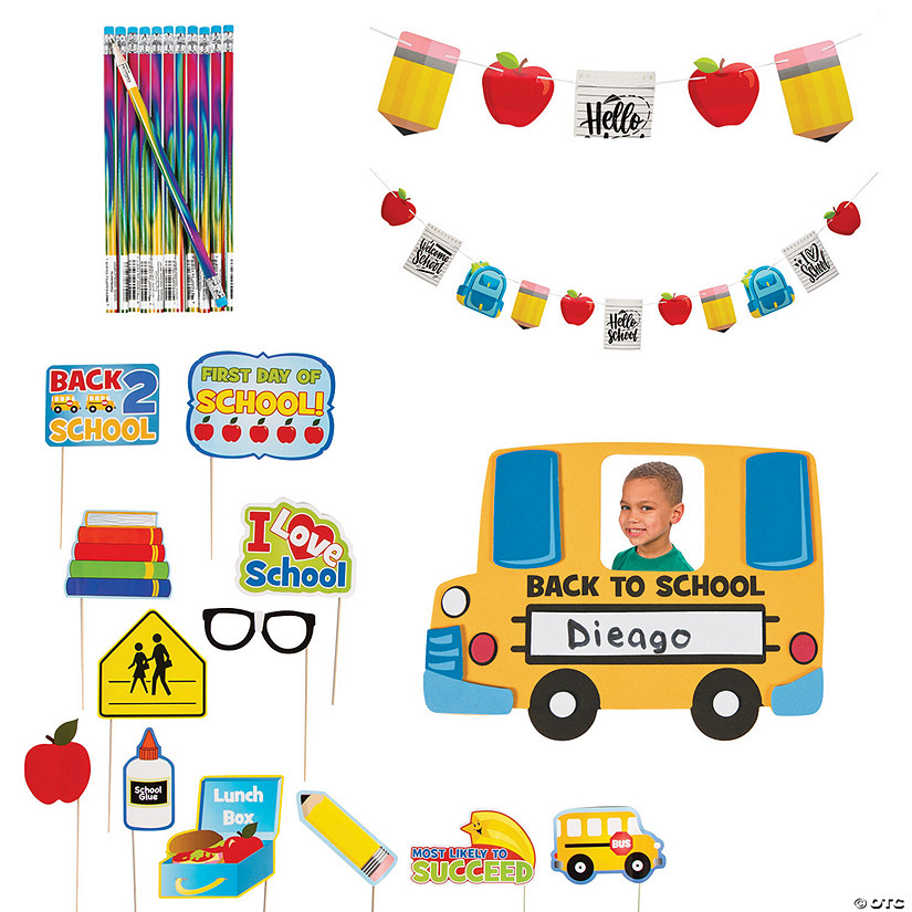 First Day of School Classroom Kit Audio Thumbnail